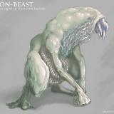 Moon-beast Concept