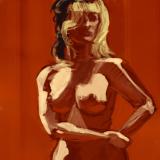 25 Minute Digital Painting